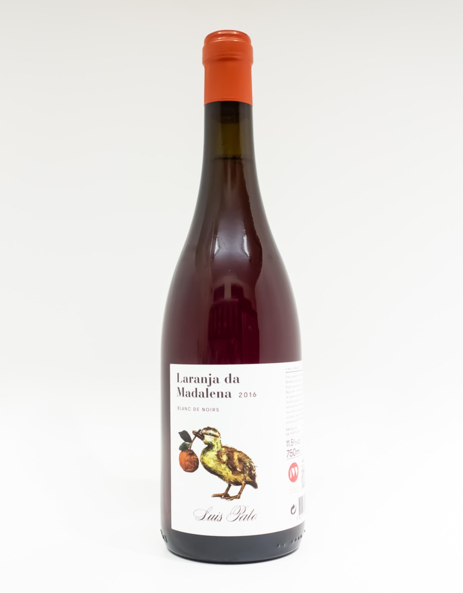 Wine-Orange/Skin-fermented Luis Pato Laranja de Madalena Blanc de Noirs 2016