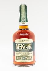 Spirits-Whiskey-Bourbon Henry McKenna Kentucky Straight Bourbon Single Barrel 10-Year Bottled-in-Bond