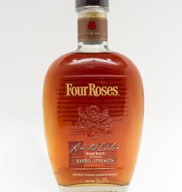 Spirits-Whiskey-Bourbon Four Roses Small Batch Barrel Strength 2019 Release