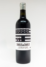 Wine-Red-Big Charles & Charles Cabernet Sauvignon-Syrah Columbia Valley 'Post 35' 2017