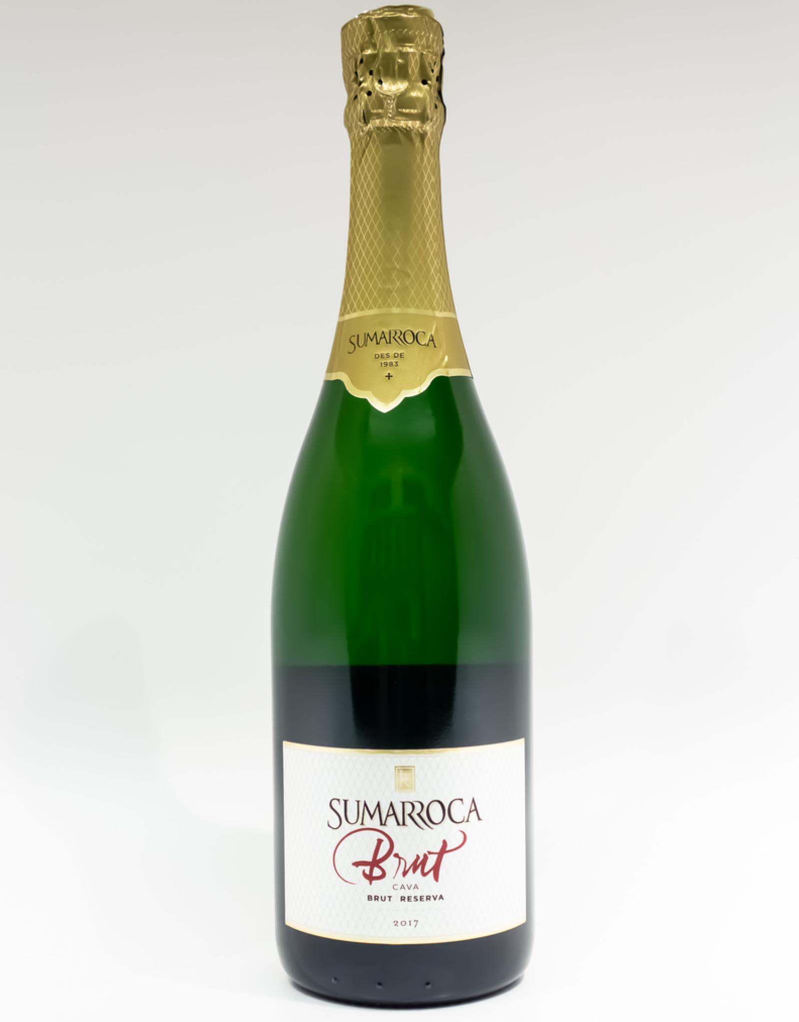 Wine-Sparkling-Cava Bodegues Sumarroca Cava DO Brut Reserva 2017