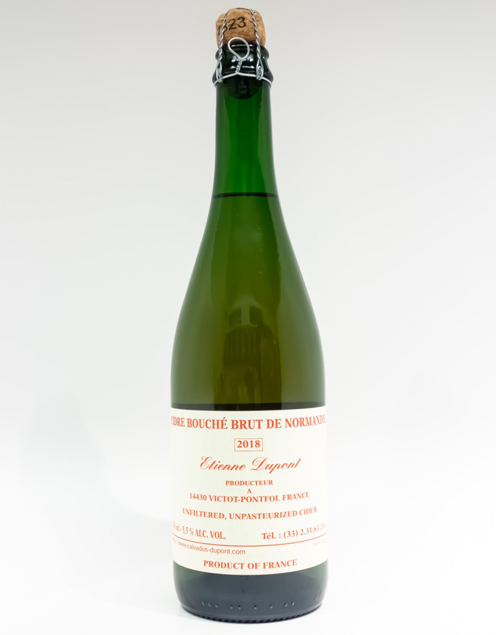 Cider-World-France Domaine Dupont Cidre Bouche 2018