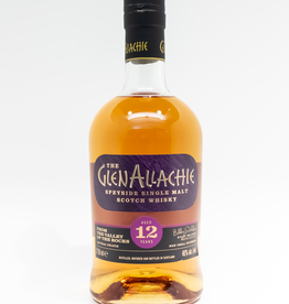 Spirits-Whiskey-Scotch-Single-Malt Glenallachie 12 Year Speyside Single Malt Scotch 750ml