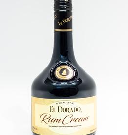 Spirits-Liqueur-Cream El Dorado Rum Cream Liqueur 750ml