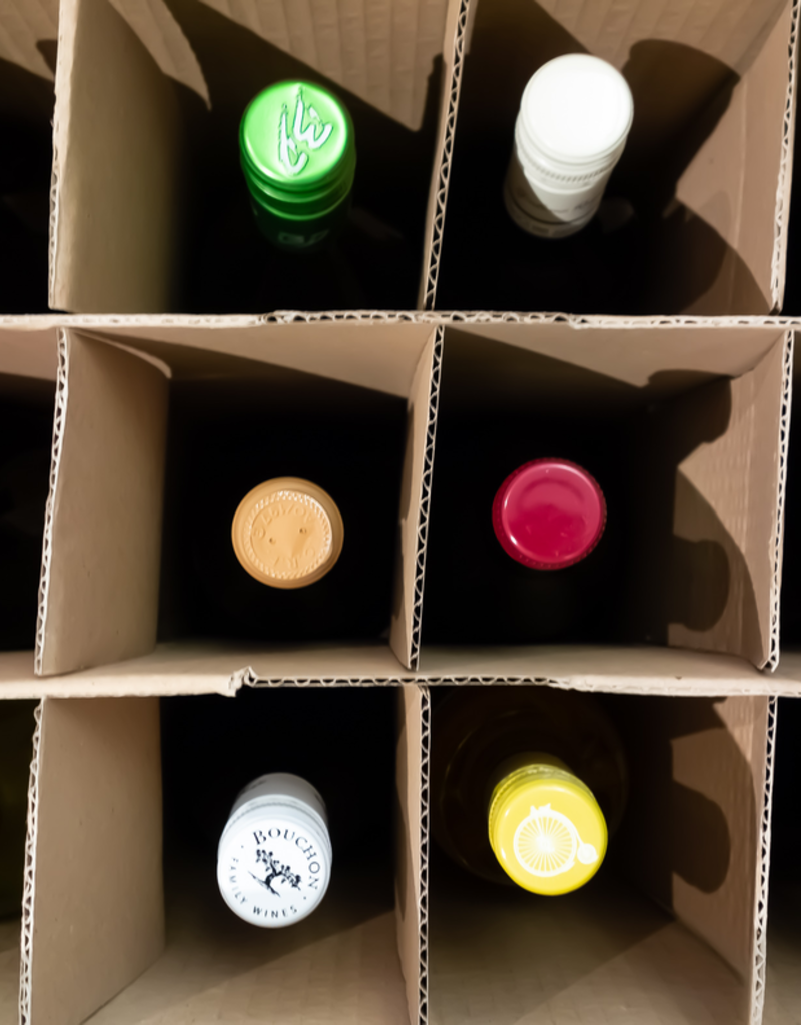 Wine-Mixed Case Mixed Wine Case - $240