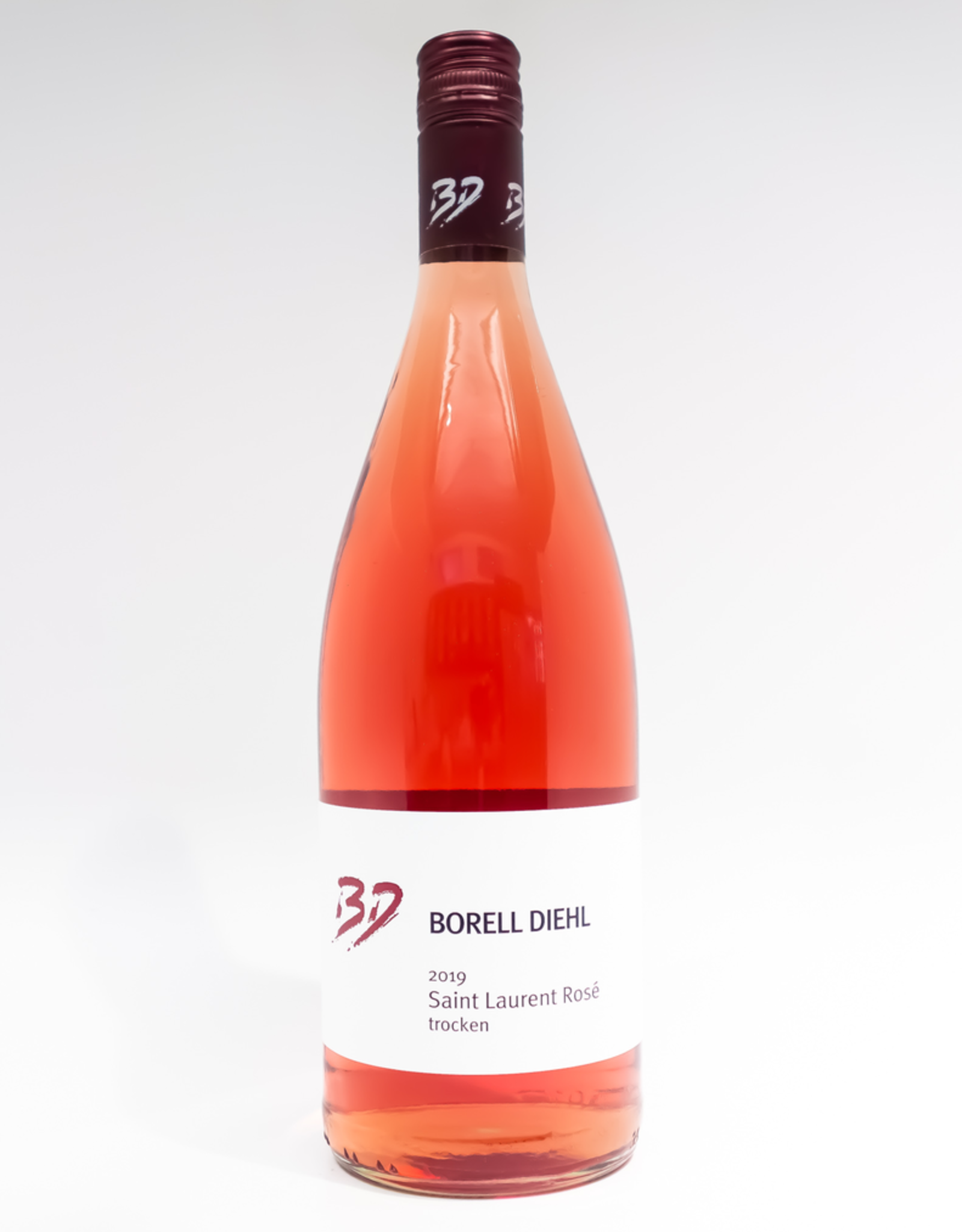 Wine-Rose Borell Diehl Saint Laurent Rose Trocken Pfalz 2019 1L