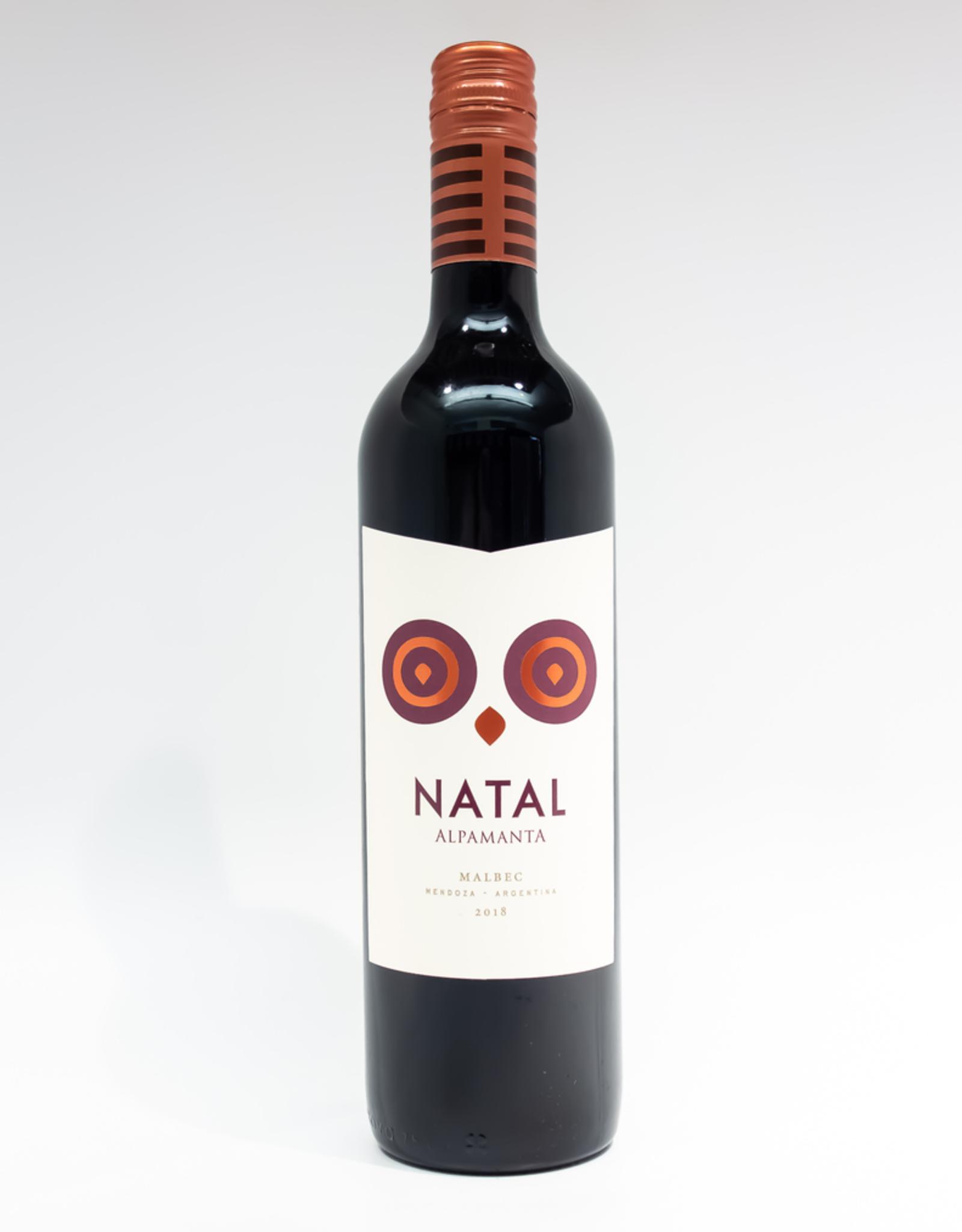 Wine-Red-Big Alpamanta Malbec Mendoza 2018