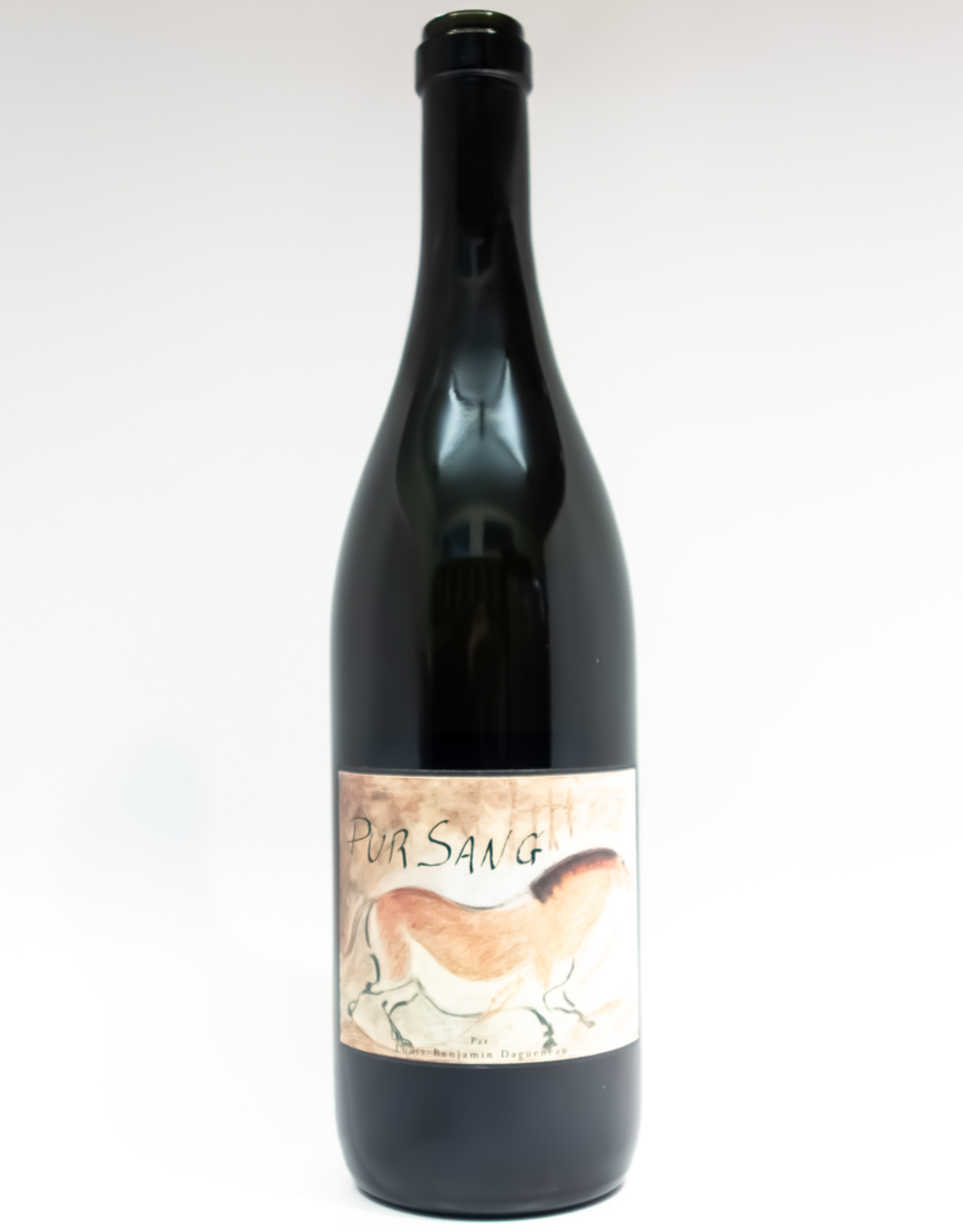 Wine-White-Round Dagueneau 'Pur Sang' Vin de France 2017
