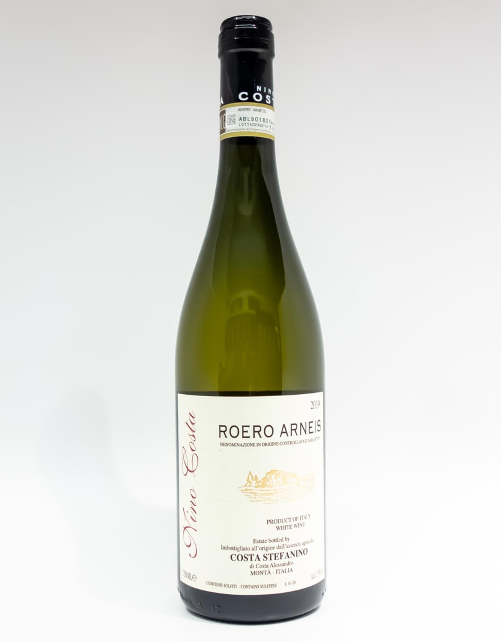 Wine-White-Round Nino Costa Roero Arneis DOCG 2019