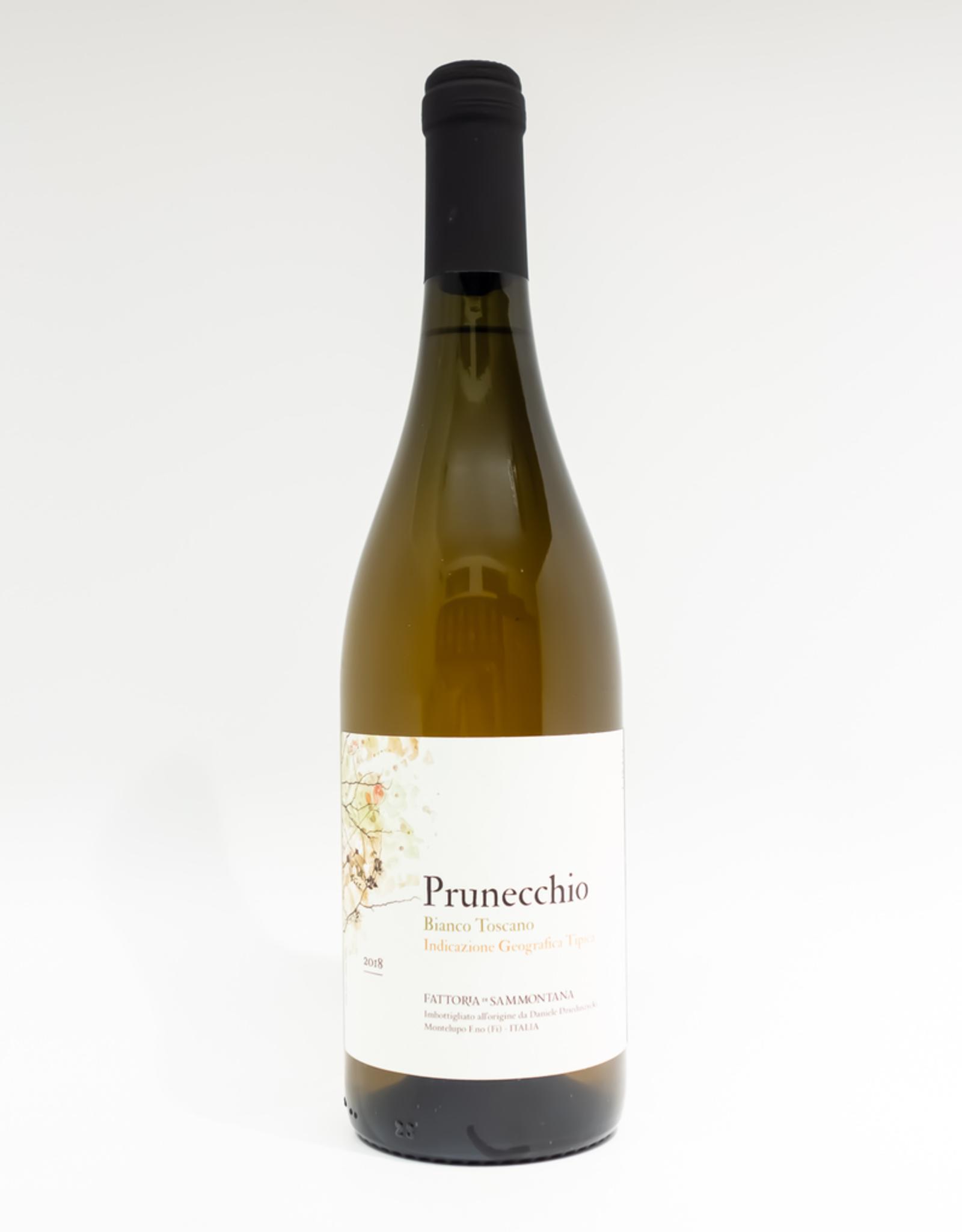 Wine-White-Crisp Fattoria di Sammontana 'Prunecchio' Bianco Toscano IGT 2018
