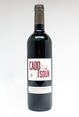 Wine-Red-Lush La Ferme du Vert 'Cado Tsoun' Rouge Vin de France 2018