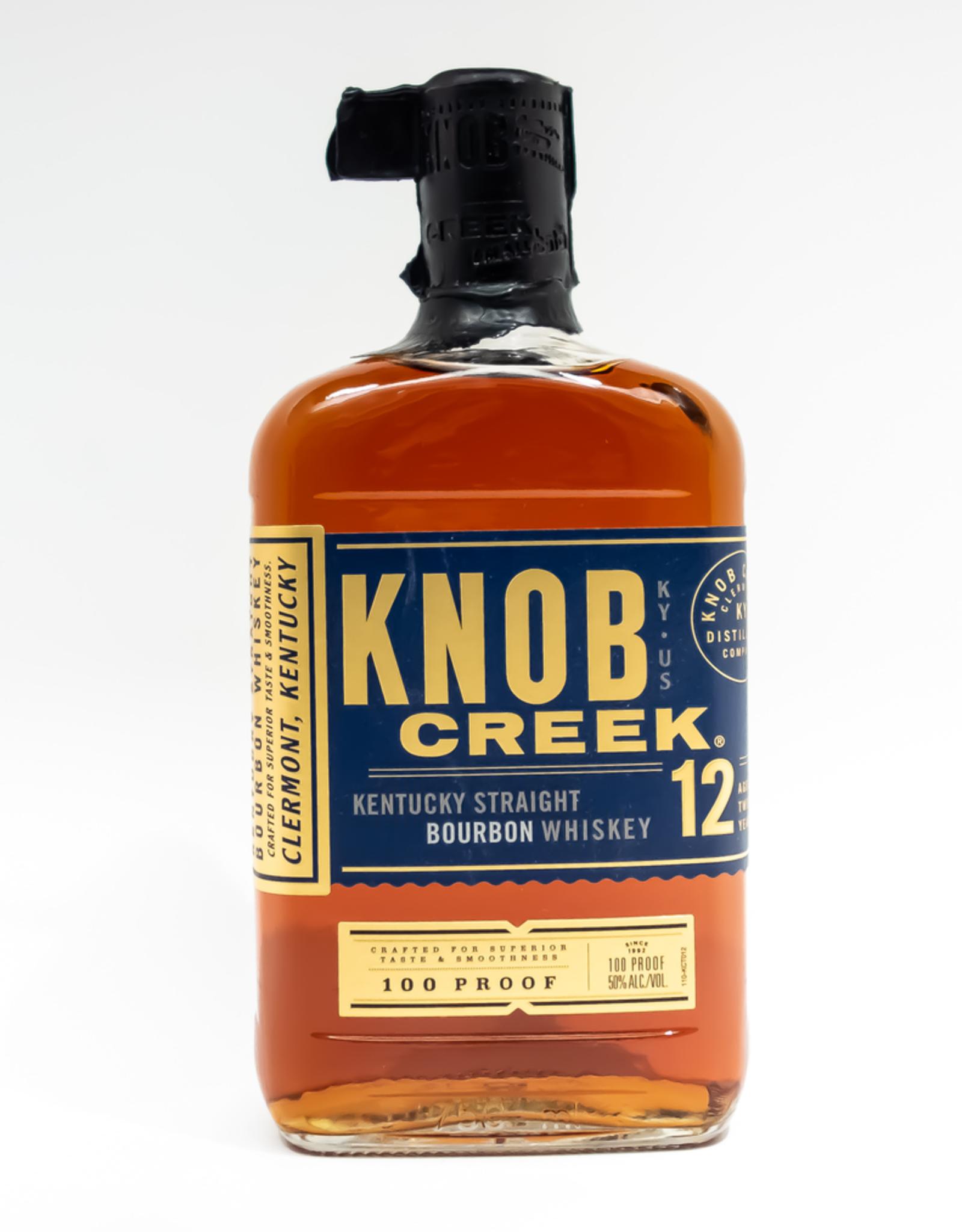 Spirits-Whiskey-Bourbon Knob Creek 12 Year Kentucky Straight Bourbon Whiskey 750ml