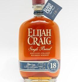 Spirits-Whiskey-Bourbon Elijah Craig 18 Year Small Batch Kentucky Bourbon 750ml