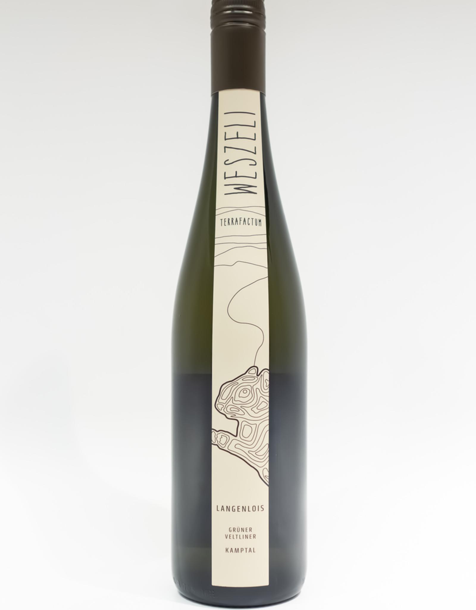 Wine-White-Round Weszeli Terrafactum Langenlois Gruner Veltliner Kamptal DAC 2018