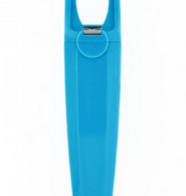 Accessories-Corkscrew Turquoise Travel Corkscrew with Bottle Opener