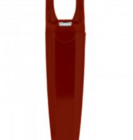 Accessories-Corkscrew Burgundy Travel Corkscrew with Bottle Opener
