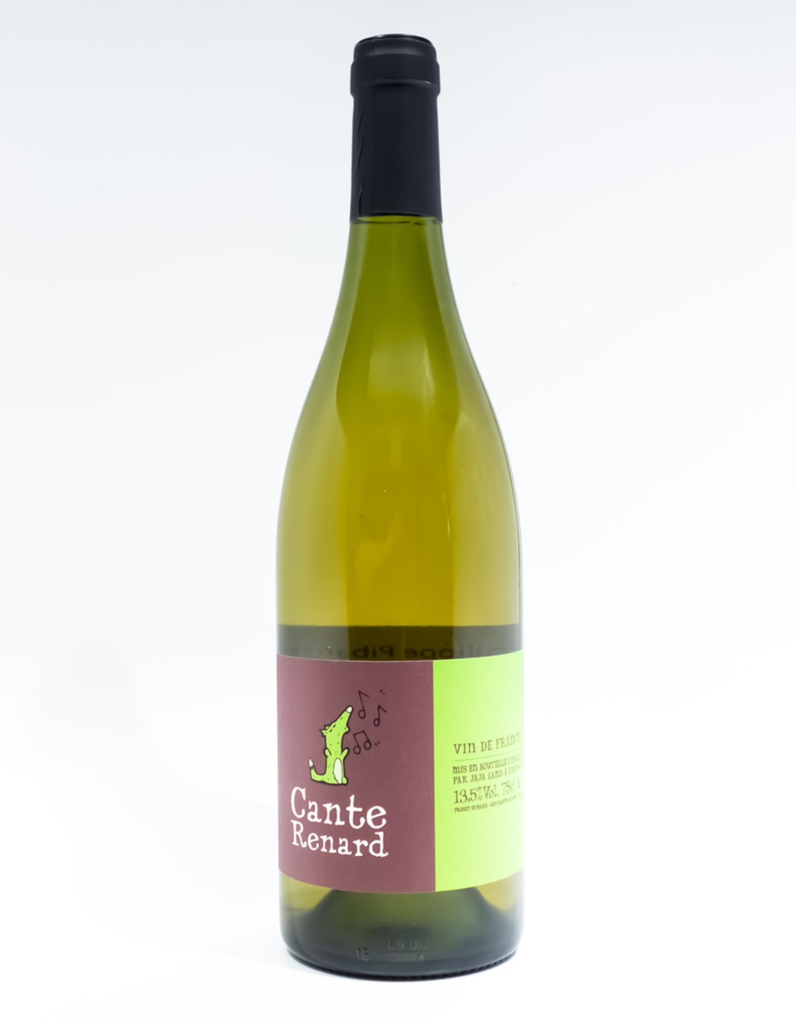 Wine-White-Round Philippe Pibarot 'Cante Renard' Blanc Pont du Gard IGP 2018