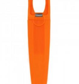 Accessories-Corkscrew Orange Travel Corkscrew with Bottle Opener