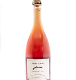 Cider-US-New York State Aaron Burr Cidery 'Elder Pomme' 2019