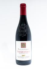 Wine-Red-Big La Cave de Gigondas Vacqueyras AOC 'Reserve de La Campiere' 2017
