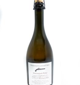 Cider-US-New York State Aaron Burr Cidery Shawangunk Ridge 2019 500ml