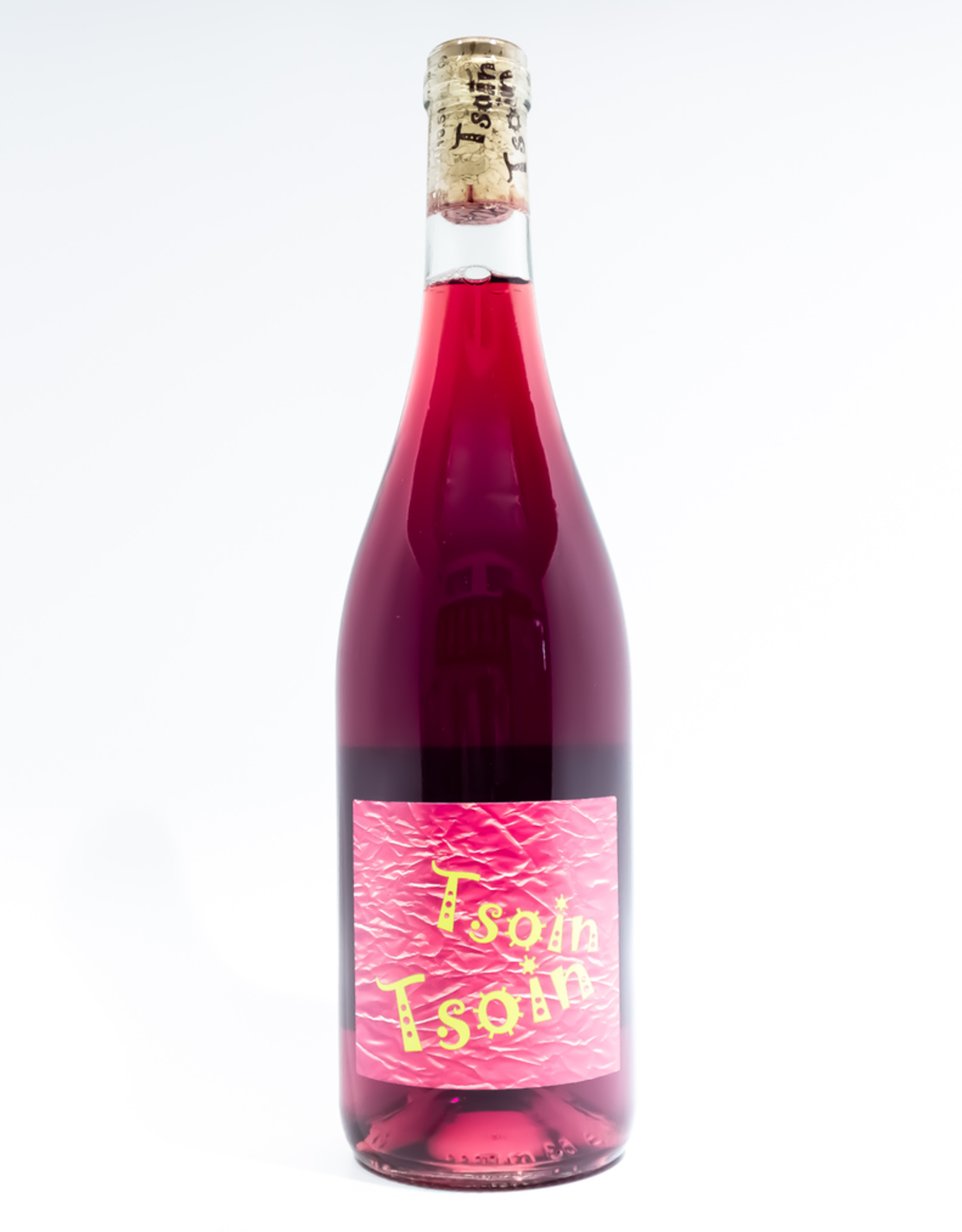 Wine-Red-Light Laurent Herlin 'Tsoin Tsoin' Bourgueil AOC 2019