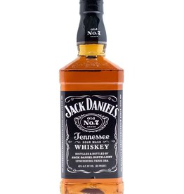 Spirits-Whiskey-Tennessee Jack Daniel's Old No. 7 Tennessee Whiskey 750ml