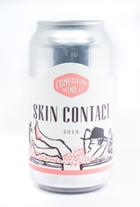 Wine-Orange/Skin-fermented Companion Skin-Contact Pinot Gris 2019 375ml Can