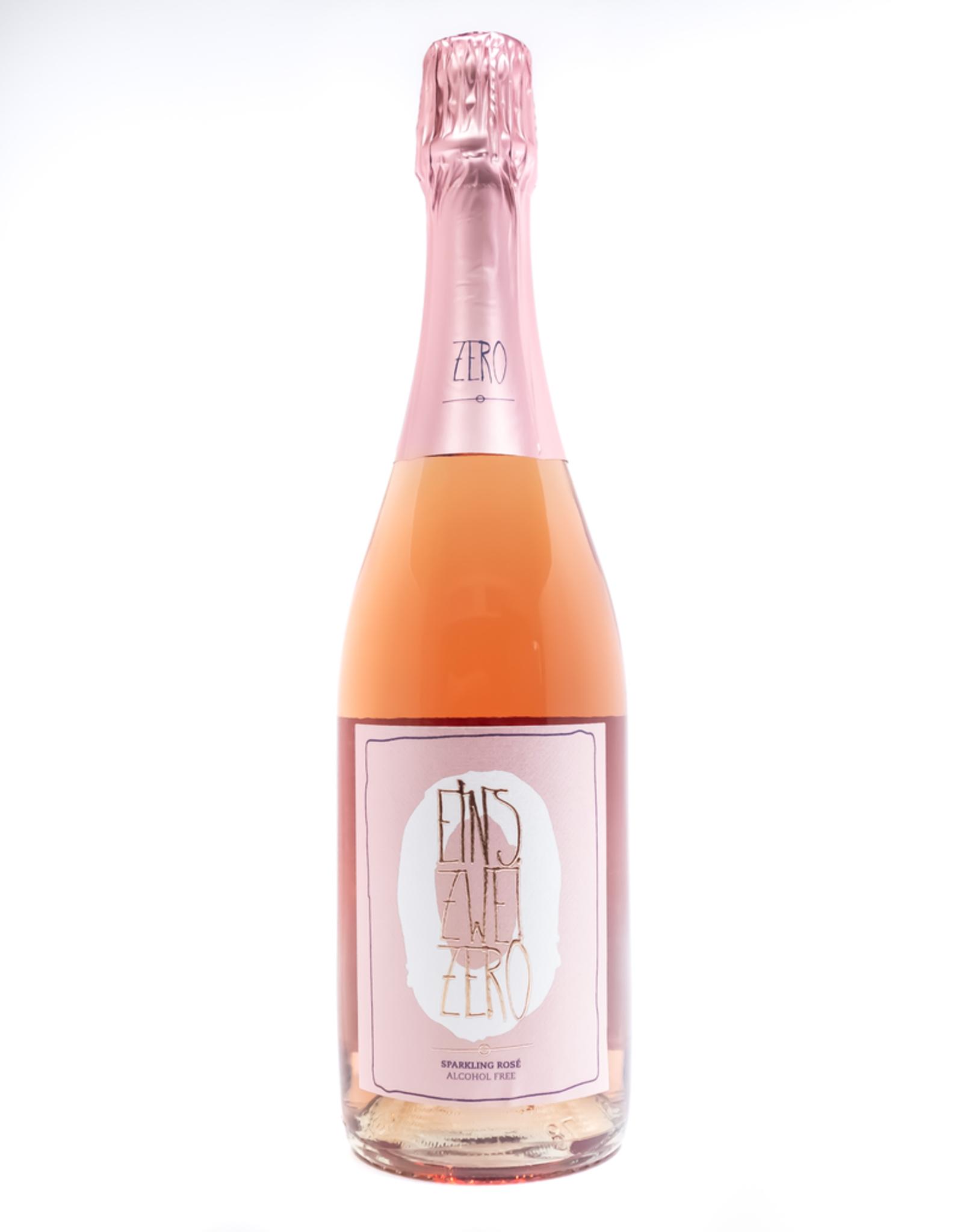 Wine-Sparkling-Other Leitz 'Eins Zwei Zero' Non-Alcoholic Sparkling Rose NV
