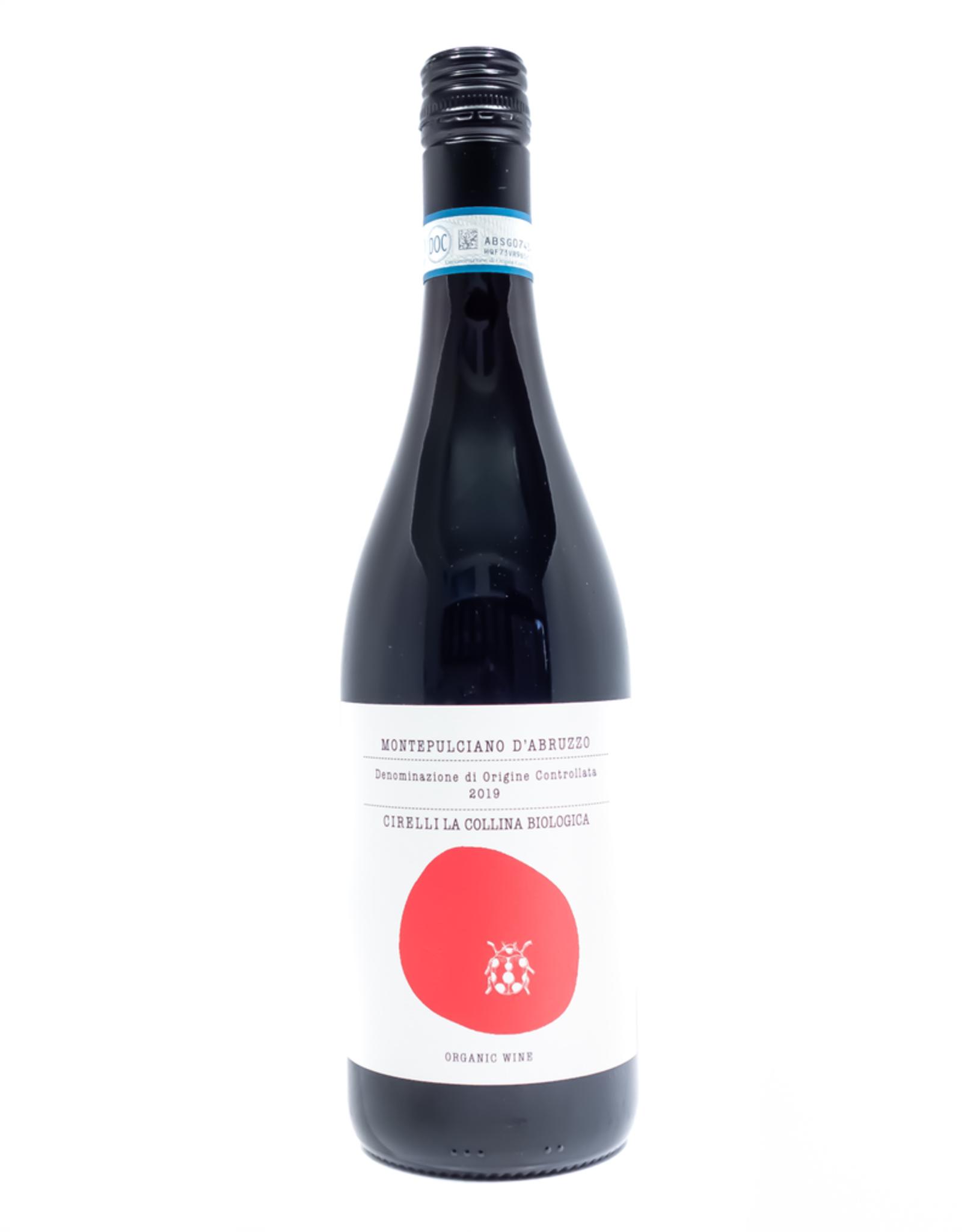 Wine-Red-Lush Francesco Cirelli Montepulciano d'Abruzzo DOC 2019