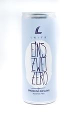 Wine-Sparkling-Other Leitz Non-Alcoholic 'Eins Zwei Zero' Sparkling Riesling 250ml Can