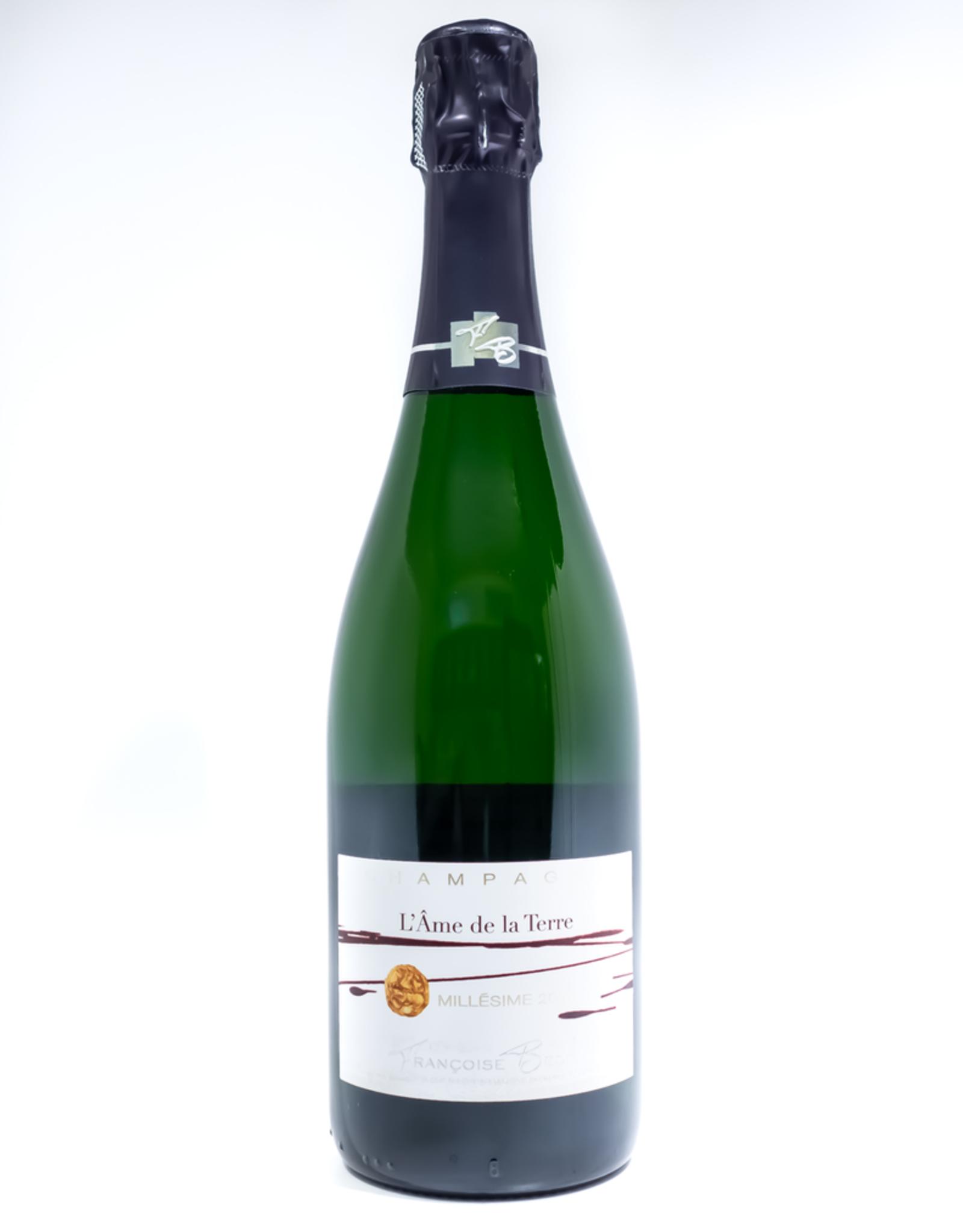 Wine-Sparkling-Champagne Francoise Bedel Champagne AOC 'L'Ame de la Terre Millésimé' Brut 2005