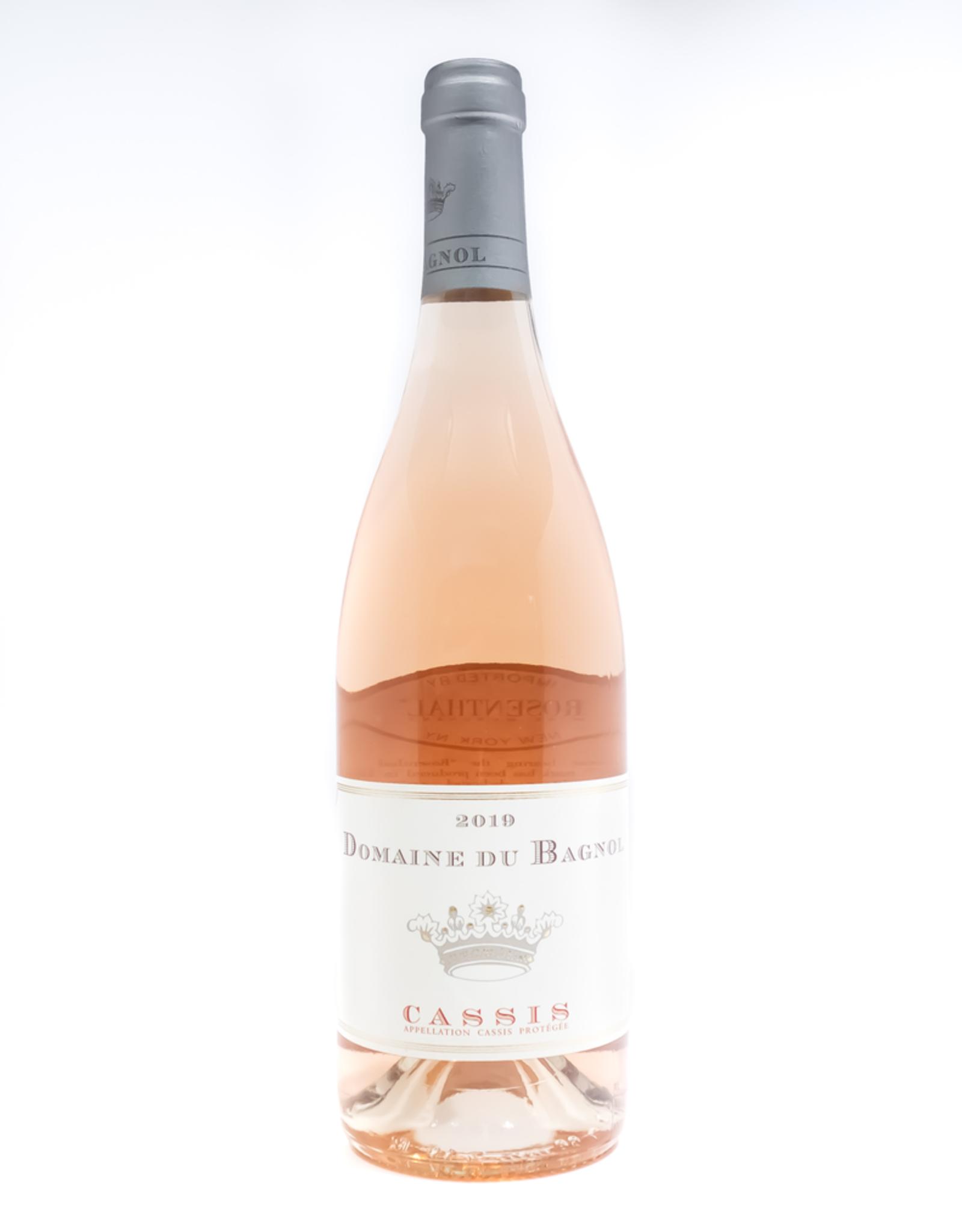 Wine-Rose Domaine du Bagnol Rose Cassis AOC 2019