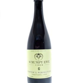 Cider-US-New York State Scrumpy Ewe Cider 'Porter's Perfection' 2019