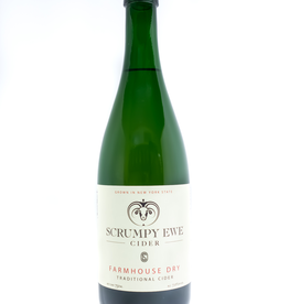 Cider-US-New York State Scrumpy Ewe Cider 'Farmhouse Dry' 2018