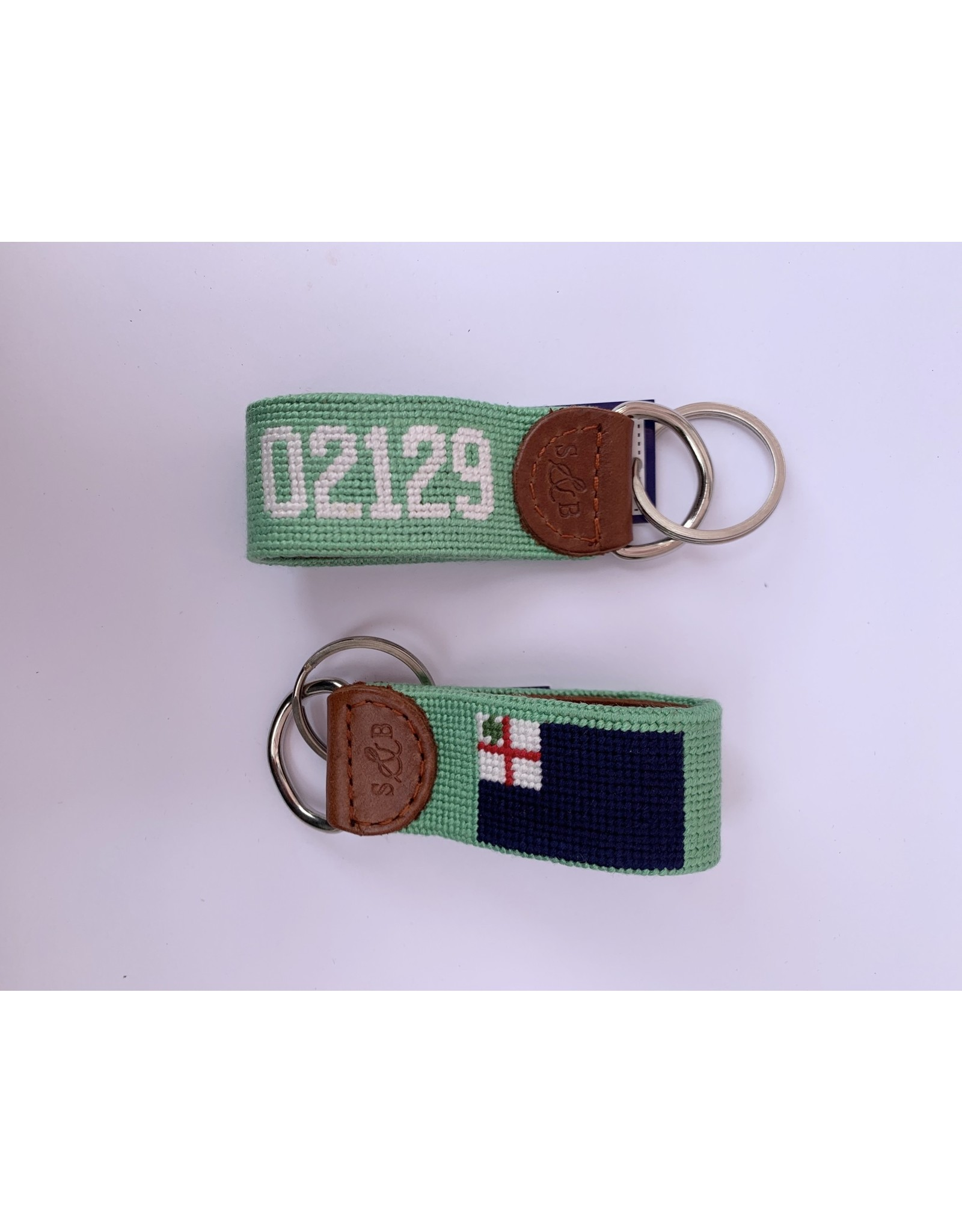Smathers & Branson 02129 Flag Key Fob