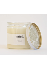 Noted Vanilla Amber Candle