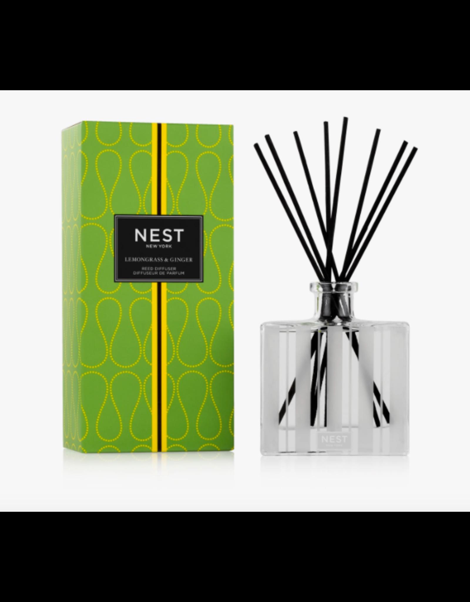 Nest Fragrances Lemongrass & Ginger Reed Diffuser