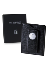 Tokens & Icons Sawgrass Golf Ball Wallet Black