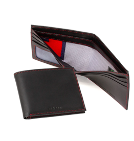 Tokens & Icons Red Sox Uniform Wallet