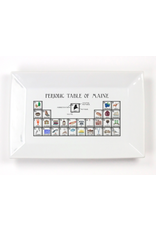 Dishique Maine Periodic Table Tray