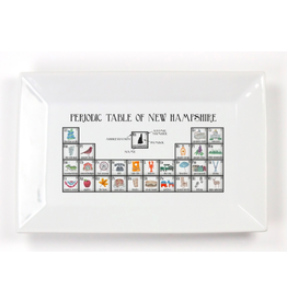 Dishique New Hampshire Periodic Table Tray