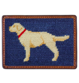 Smathers & Branson Yellow Lab Card Wallet