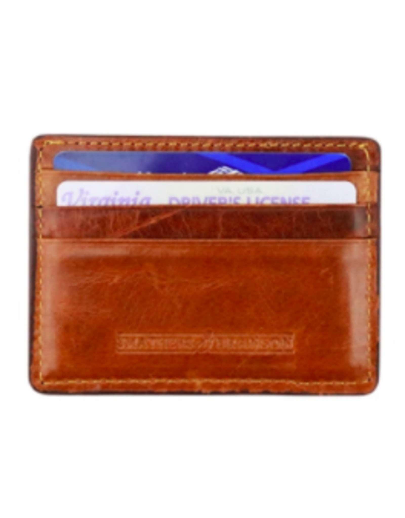 Smathers & Branson Golden Card Wallet