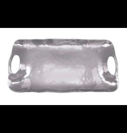 Mariposa Shimmer Handle Tray