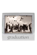 Mariposa Graduation Beaded 4x6 Frame