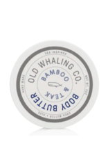 Old Whaling Co. Bamboo & Teak 2oz Body Butter