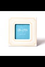 Coton Colors Notch Frame 4x4 Blush