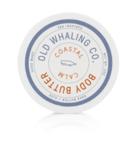 Old Whaling Co. Coastal Calm 2oz Body Butter
