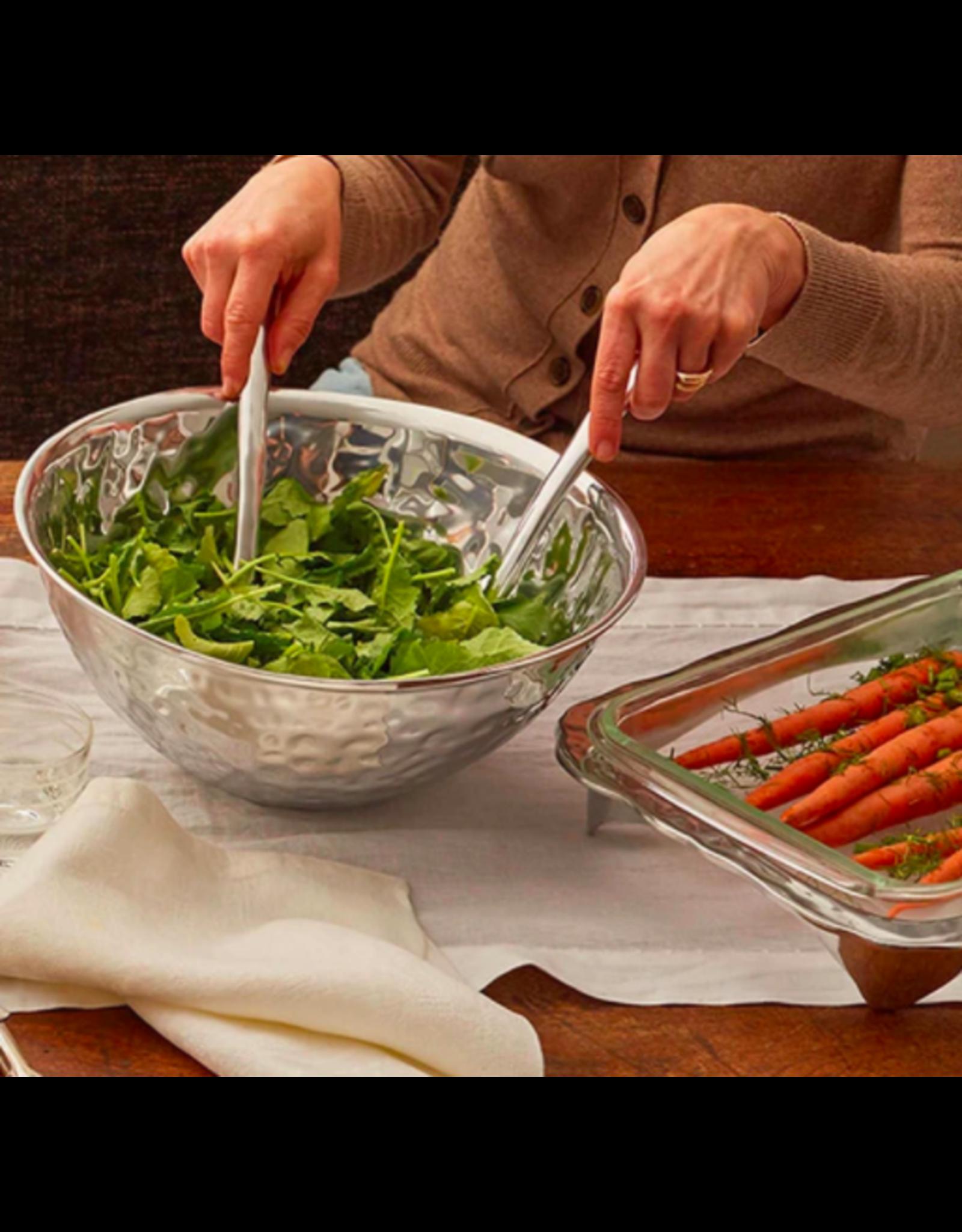 Mariposa Shimmer Salad Servers